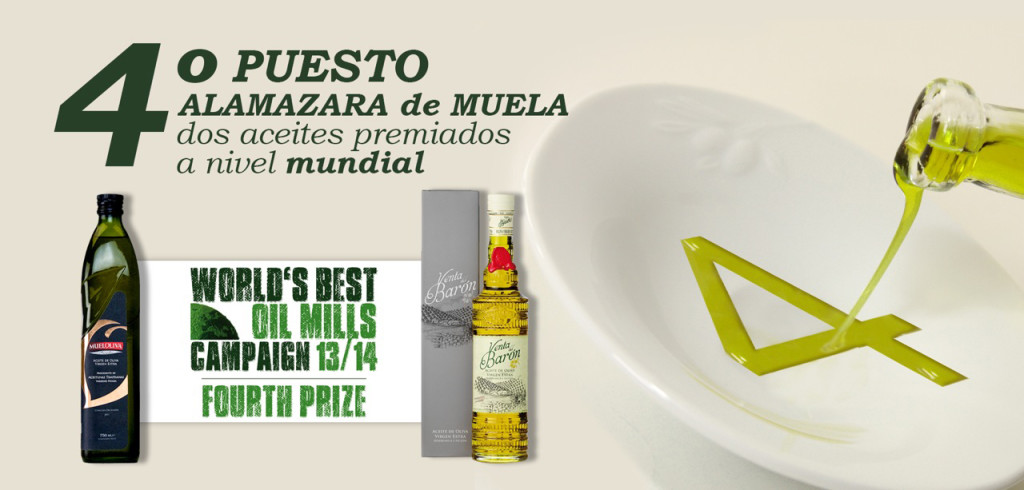 Mueloliva Olive Mill 4th Prize